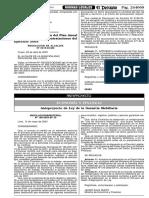 Resolución Ministerial Nº 188-2003-EF.10