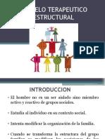 3. Terapia Familiar Modelo Estructural