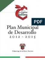 Plan Municipal de Desarrollo 2012 2015
