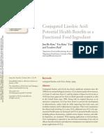 Conjugated Linoleic Acid