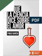 Lo Que La Ciencia Dice Sobre El - Pablo Garcia