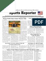 June 30, 2010 Sports Reporter