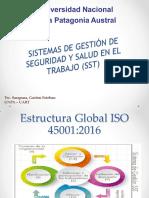 Comparacion ISO 45001 - 18001