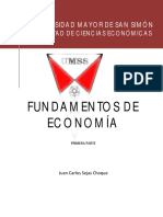 1.2 Fundamentos de Economia
