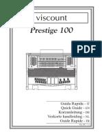 Prestige 100 (Ita GB D NL F)