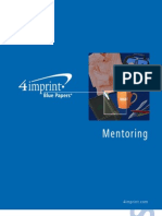 Mentoring Blue Paper