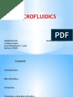 Micro Fluids