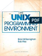 The_UNIX_Programming_Environment (Introduccion a La Programacion en Unix)