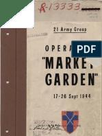 Operation Market Garden (1944)