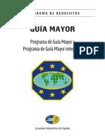 Programa Guía Mayor e Integrado