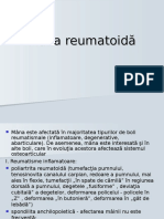 Curs Nr. 1 Introducere in Reumatologie