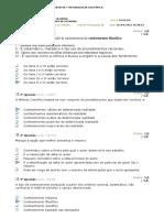 PROVA AV1 - Metodologia Científica