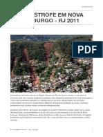 Queda de barreira - Rio de Janeiro