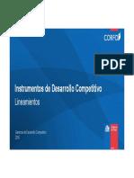 2. Instrumentos GDC