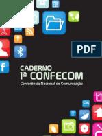 Caderno da Confecom
