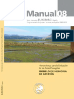 Evaluacion Areas Protegidas UE