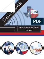 txeis district administration training guide 2 0 0001