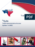 txeis txsuite training guide 1 4 0002