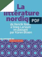 La Littérature Nordique - Collectif d'Auteurs