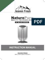 HF 380 Manual