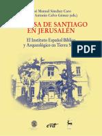 La Casa de Santiago en Jerusalen