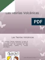 Las Teorías Volcánicas