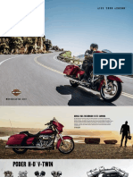 2017 Harley-Davidson LATAM Motorcycles Literature