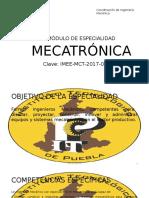 presentacion MECATRÓNICA