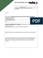 NYJO 2017 Application Form