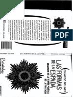 Gruner - las formas de la espada.pdf