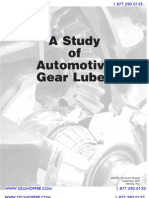 Study of Automotive Gear Oils from www.oilshopper.com
