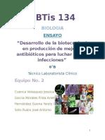 Biotecnologia en Antibioticos III