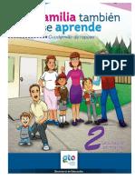 Cuadernillo 2° primaria 2016