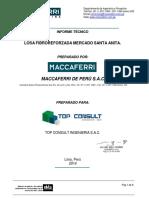 Informe Tecnico de Diseño LFR Mercado Santa Anita Rev 02
