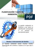 Planificación y Gestión Ambiental