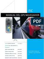 Manual de GPS Navegador
