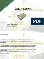 Como Exportar Uva a China