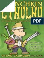 5500 Munchkin - Cthulhu - Box Art