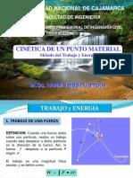 Cinetica de un Punto Material - Trabajo y Energia - 2016-II.pdf