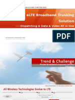Huawei ELTE Broadband & Multimedia Trunking Solution(High Level)