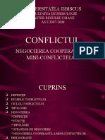 Strategii de Rezolvare a Conflictelor