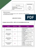 Boletim de Auto Diagnosticos Dos Splits Rev 6 - (002)