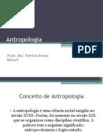 Antropologia 1