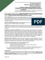 Guia para Informe T+®cnico de Practica