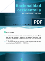 Racionalidad Occidental y Andina (Gutiérrez Li, Humber Aldair).pptx