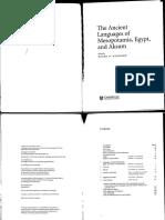 中东古语言(Woodard ed., Ancient Languages of Mesopotamia Egypt and Aksum, 2008, ISBN-10 0521684978).pdf