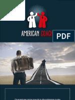 Texto Promocional – American Coach