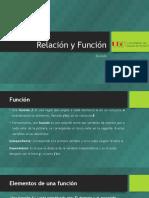 Función y Tipos de Función