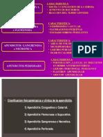 Clasificacion Apendicitis