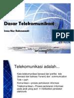 1_Dasar Telekomunikasi (IRMA)